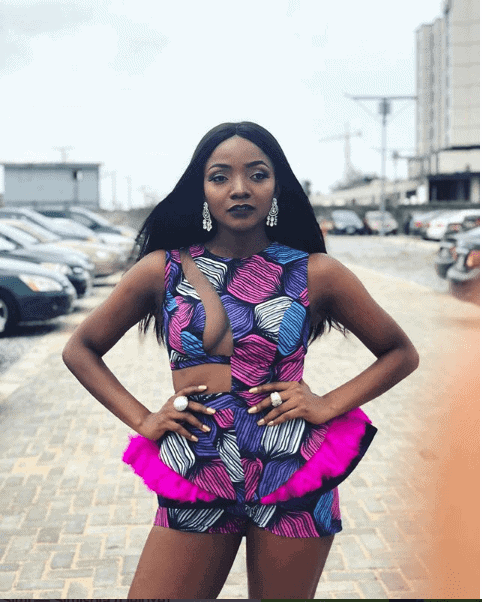 "Photo of ""I'm so f**king happy"" – Simi speaks up after wedding"