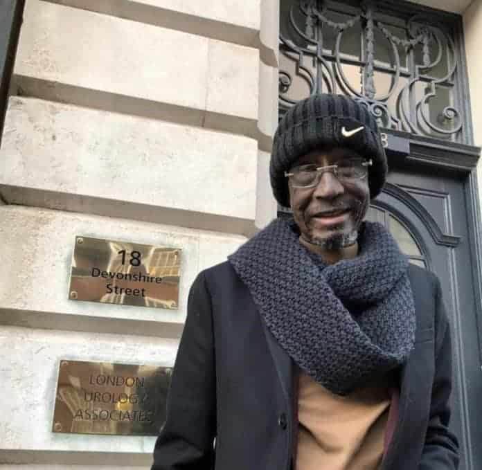 Photo of How Abuja Doctors saved Sodiq Daba when he had a relapse after UK treatment