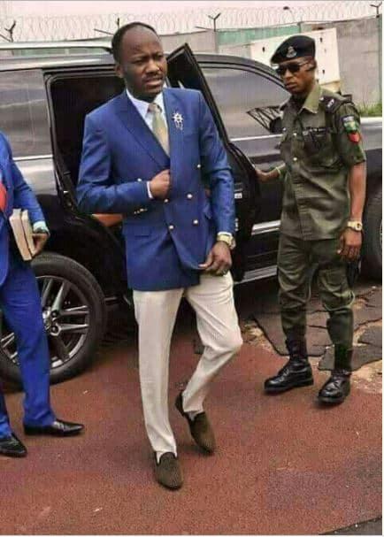 Photo of Ekiti election: Apostle Suleman mocked by presidency over false prophecy