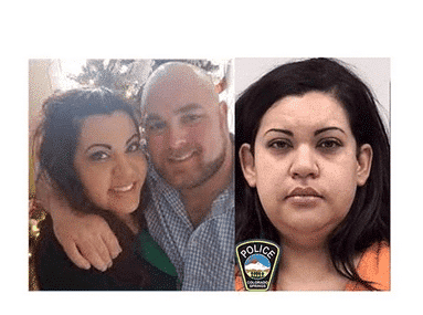 Photo of Lady kills her fiancé for inviting his ex to their wedding