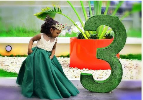 Photo of Photos from Timaya's Daughter, Grace's 3rd birthday party (Photos)