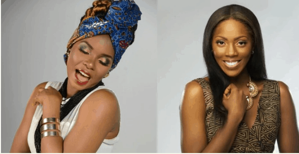 Photo of Fight deepens as Tiwa Savage & Yemi Alade Unfollow each other on Instagram