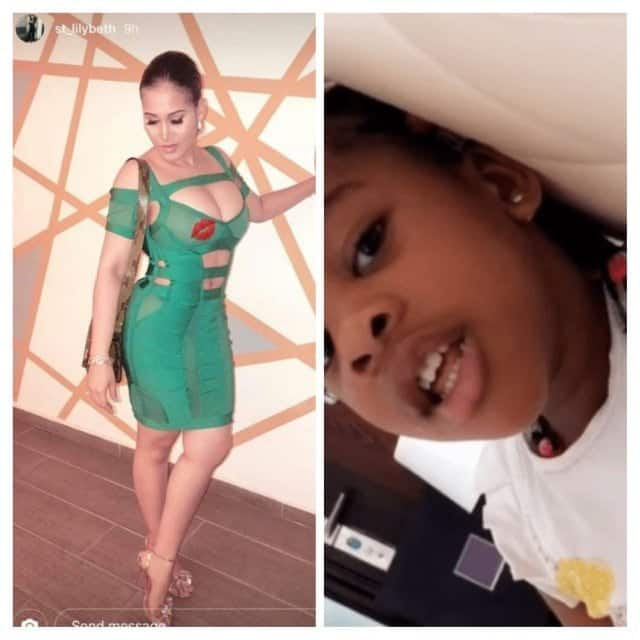 Caroline Danjuma shared powerful story about the birth of her daughter