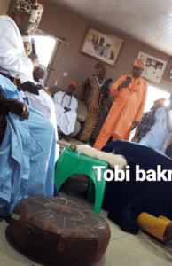 BBNaija's Tobi Bakre celebrated