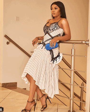 Photo of Russia 2018:  How Toke Makinwa won 7.2m after placing a bet on France