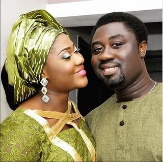 Photo of Mercy Johnson yet to recover from mother's death