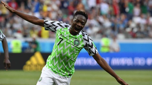 Photo of Ahmed Musa joins AL Nassr of Saudi Arabia
