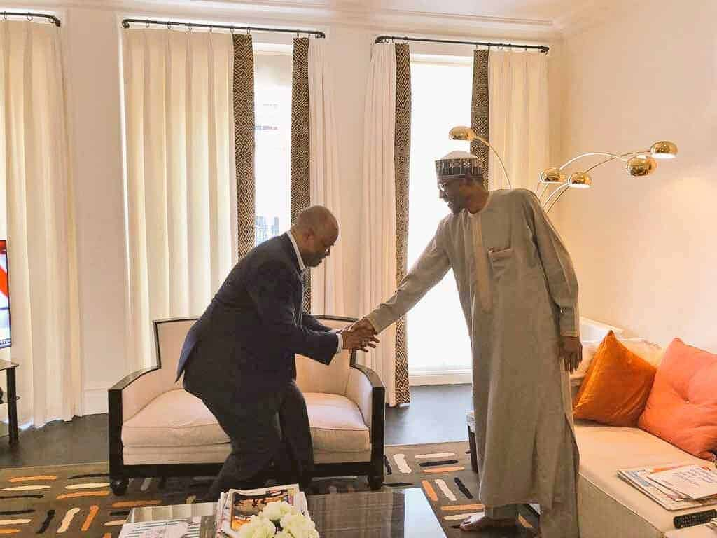 Photo of Senator Akpabio bags Presidential Appointment From Buhari