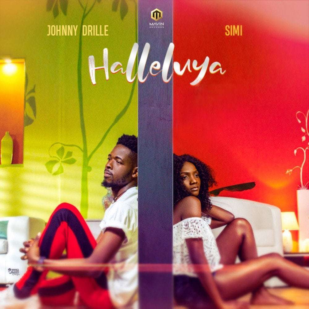Photo of Johnny Drille and Simi release new track, Halleluya (Listen)