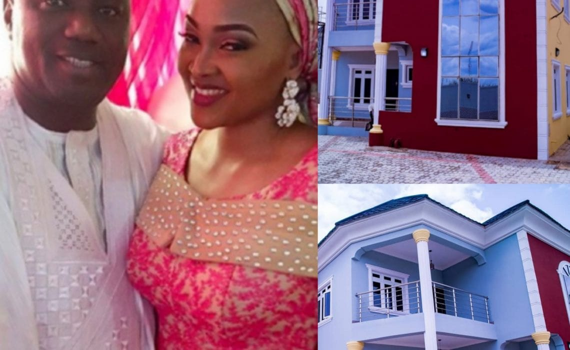 Photo of Mercy Aigbe's ex-husband, Lanre Gentry, speaks on being jealous of her success