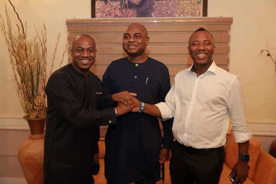 Photo of Fela Durotoye, Omoyele Sowore and other youth presidential aspirants team up – Details