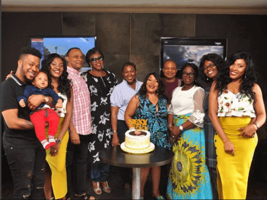 Photo of Ngozi Nwosu celebrates 55th birthday with loved ones (photos)