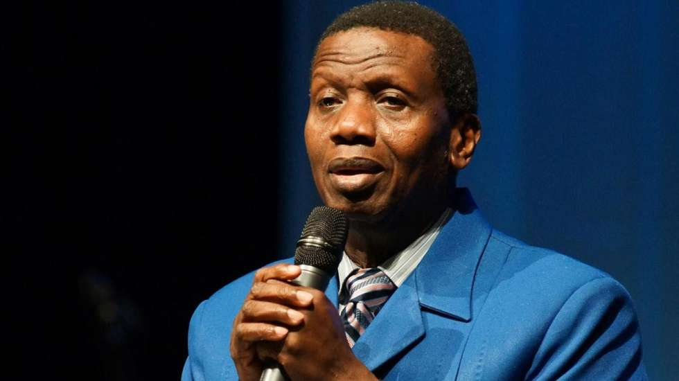 I have no successor yet – Pastor Adeboye