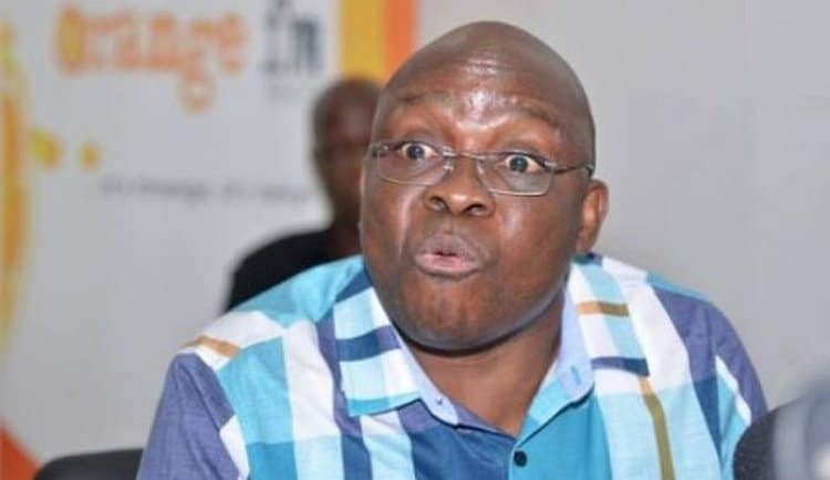 Photo of Linking me with any APC leader is like associating me with armed robbers – Fayose