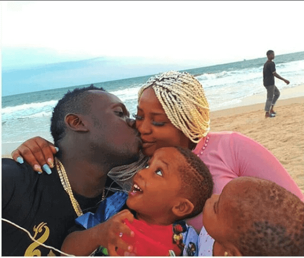 Photo of Domestic Violence: Nigerians go the extra mile to nail Duncan Mighty