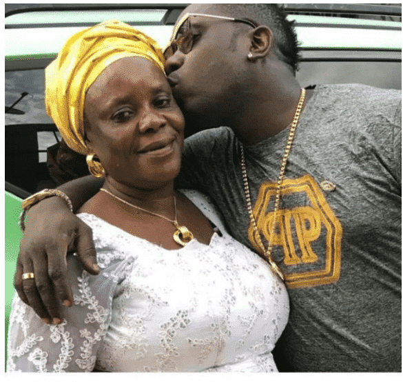 Photo of Duncan Mighty celebrates and shares never seen photo of himself and his mother