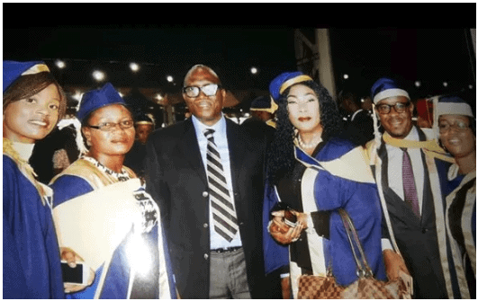 Photo of Eucharia Anunobi bags post graduate diploma in Pastoral and Leadership Course