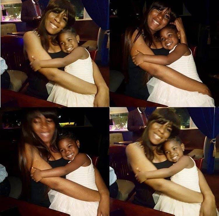 Photo of Linda Ikeji gushes over Davido's daughter, Imade