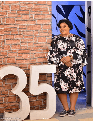 Photo of Actress Allwell Ademola marks 35th birthday with new photos