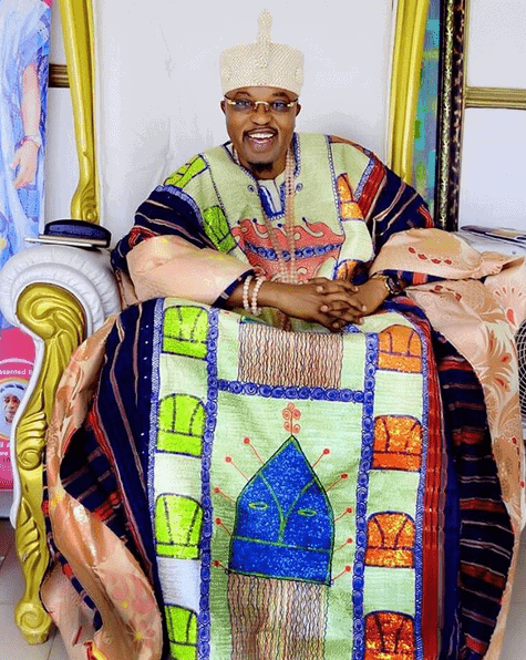 Photo of I am richer than Dangote – Oluwo of Iwo land declares
