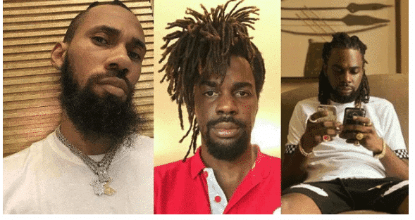 """Photo of Rapper Bugzydvinci calls out Phyno for stealing his slang """" Fuo"""" and changing it to """"Fuwa"""""""