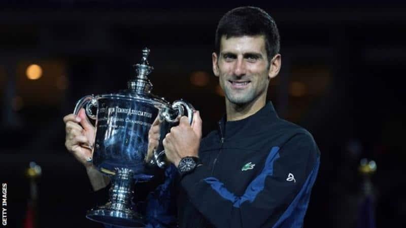 Photo of Djokovic beats Del Potro to win 2018 US Open