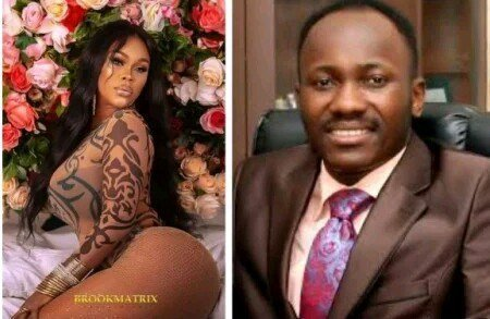 Daniella Okeke finally addresses alleged sex scandal with Apostle Suleiman