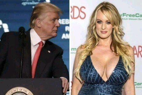 Porn star, Stormy Daniels describes what President Trump' d**k looks like