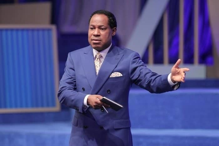Photo of Pastor Chris Oyakhilome accused of faking miracles in South Africa