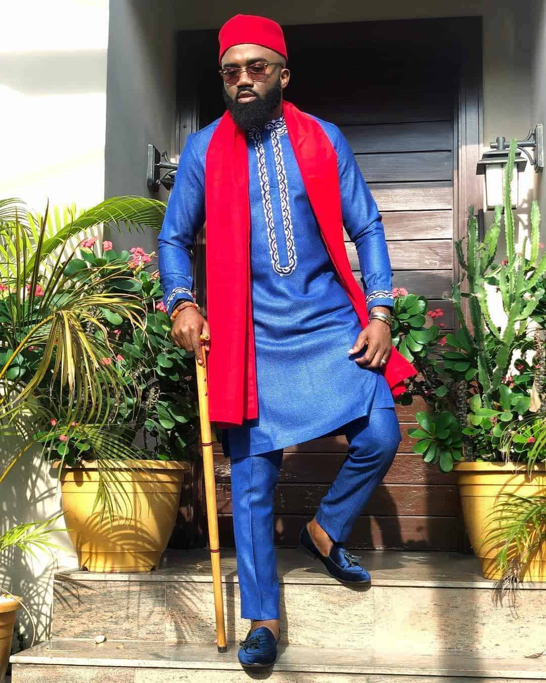 Photo of Noble Igwe advises against women staying in the kitchen during Christmas