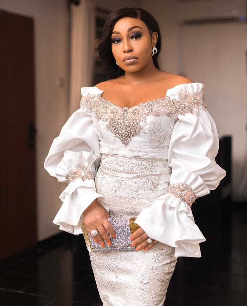 Photo of I almost got married, but I'm happy it didn't work out – Rita Dominic