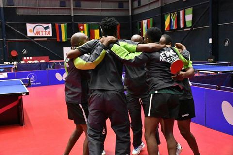Photo of ITTF African Championship: Nigeria beat Egypt to win Gold