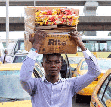 Gala seller who gave all his goods to prisoners in Lagos, reveals he was once a prisoner