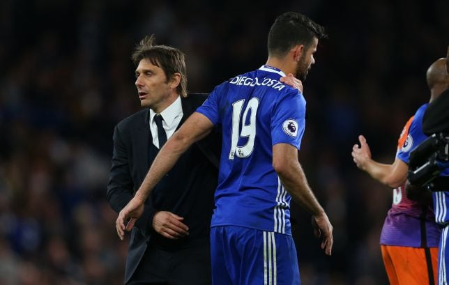 Photo of What happened between me and Conte at Chelsea – Costa