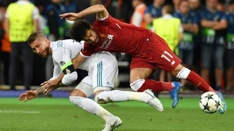My conscience is clear about Salah - Sergio Ramos