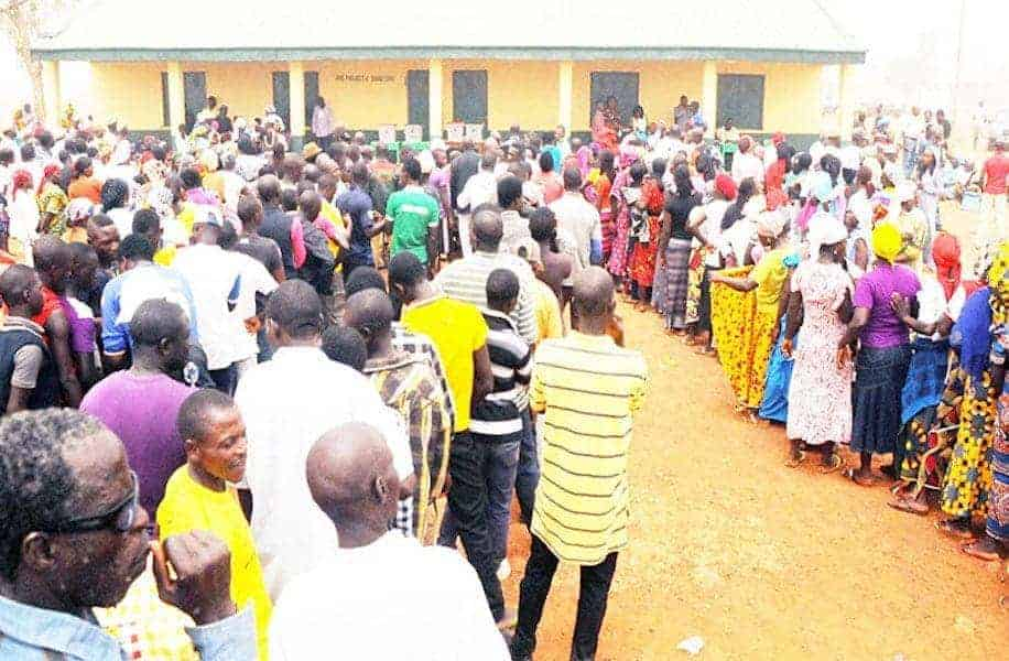 Photo of Osun decides: Uproar as INEC declares governorship election inconclusive
