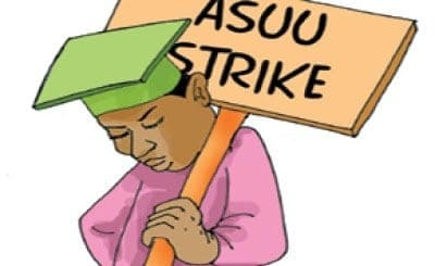 Photo of ASUU strike: FG reveals when lecturers will return to class in 2019
