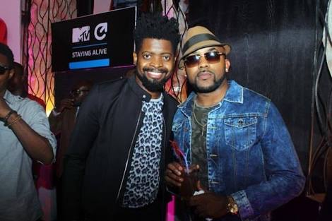 Photo of Here is the emotional tribute Banky W penned to Basketmouth on his 40th birthday