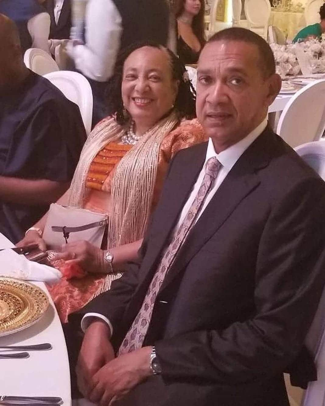 Photo of Ben Bruce has never looked at any Woman since he got married 40 years ago