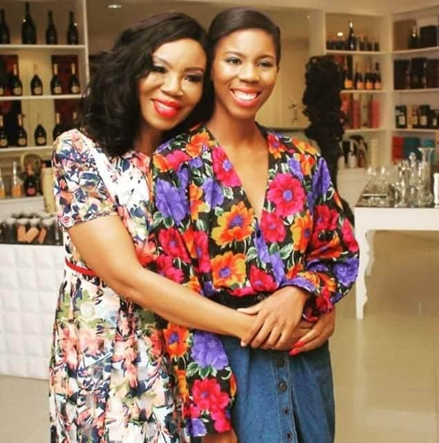 Photo of 'It's never fair to lay your burden on your children' – Betty Irabor gushes about her daughter, Sonia's passion