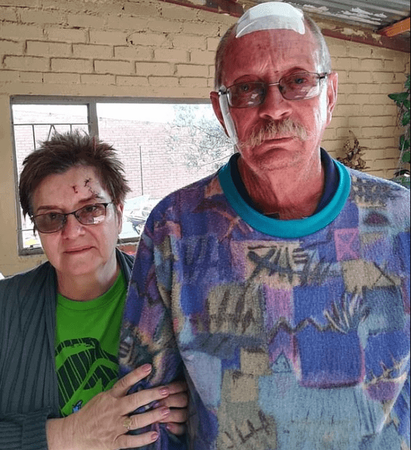 Photo of How the Bible saved an 82-year-old South African woman after been shot (Photo)