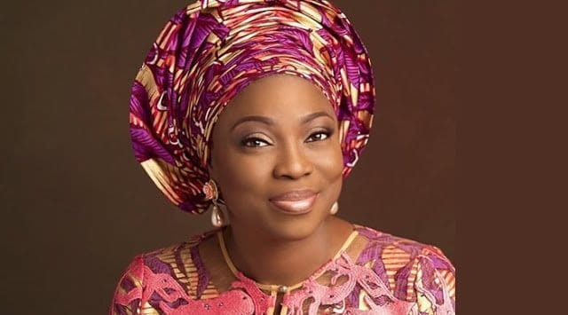 Photo of Drama as Ambode's Wife fails to change Tinubu's mind over 2nd Term Bid