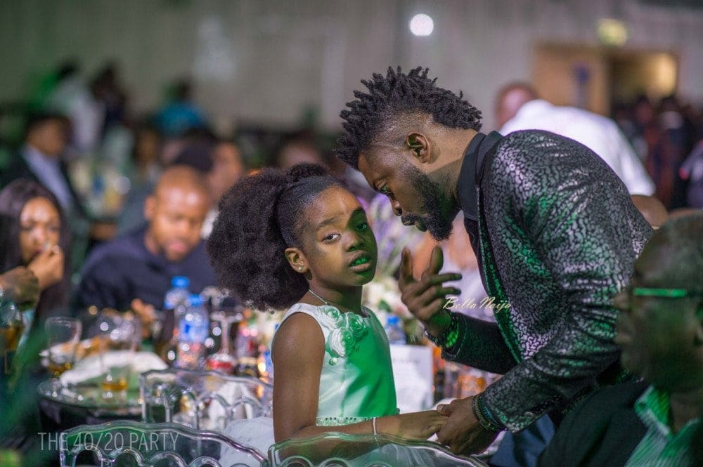 Photo of How Banky W, Julius Agwu, Bovi, Others stormed Basketmouth's 40th Birthday Party (photos)