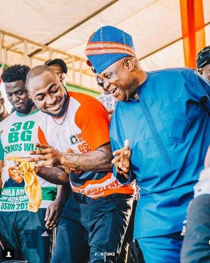 Photo of I always win because I want people around me to win – Davido