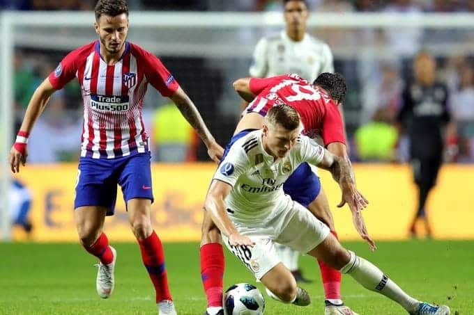Photo of Real Madrid and Atletico share the spoils in Madrid derby