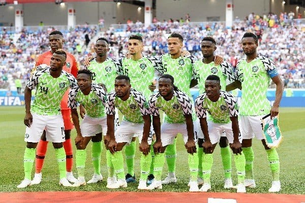 FIFA praises the Super Eagles for participating in Russia 2018