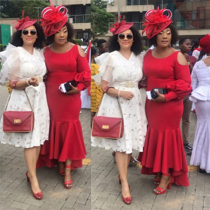 Photo of Eucharia Anunobi holds Memorial/Thanksgiving service for late son (Photos)