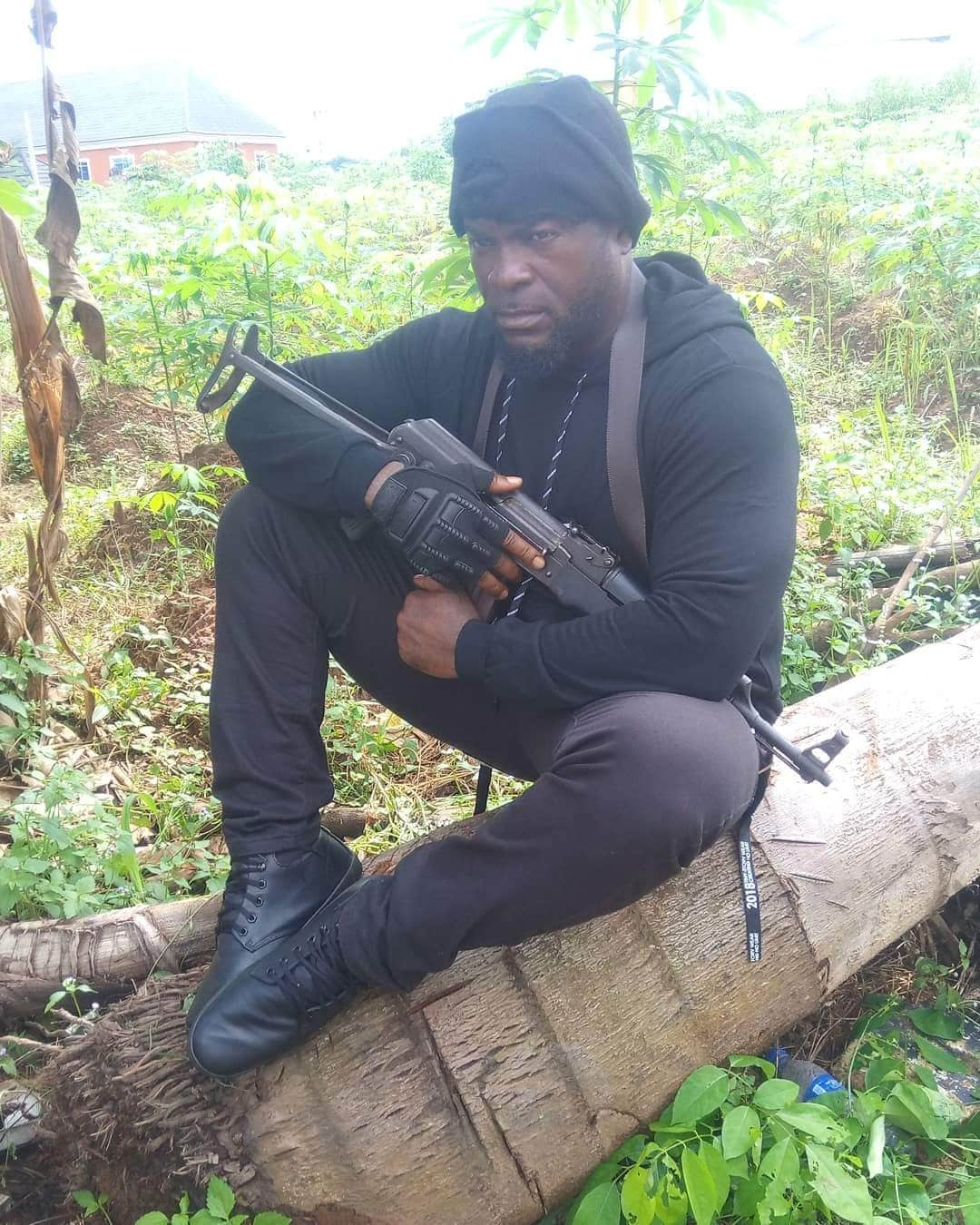 Nollywood actor slams Africa Magic for discriminating against action movies