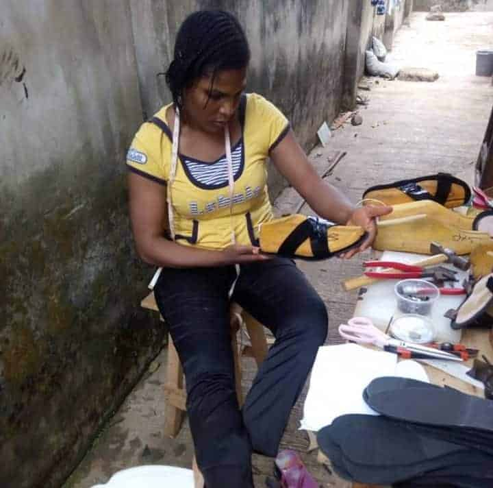 Photo of How my damaged shoe turned me to an entrepreneur – FUTA student reveals