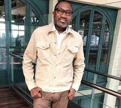 Photo of Femi Otedola is ready to vote! Here's how we know